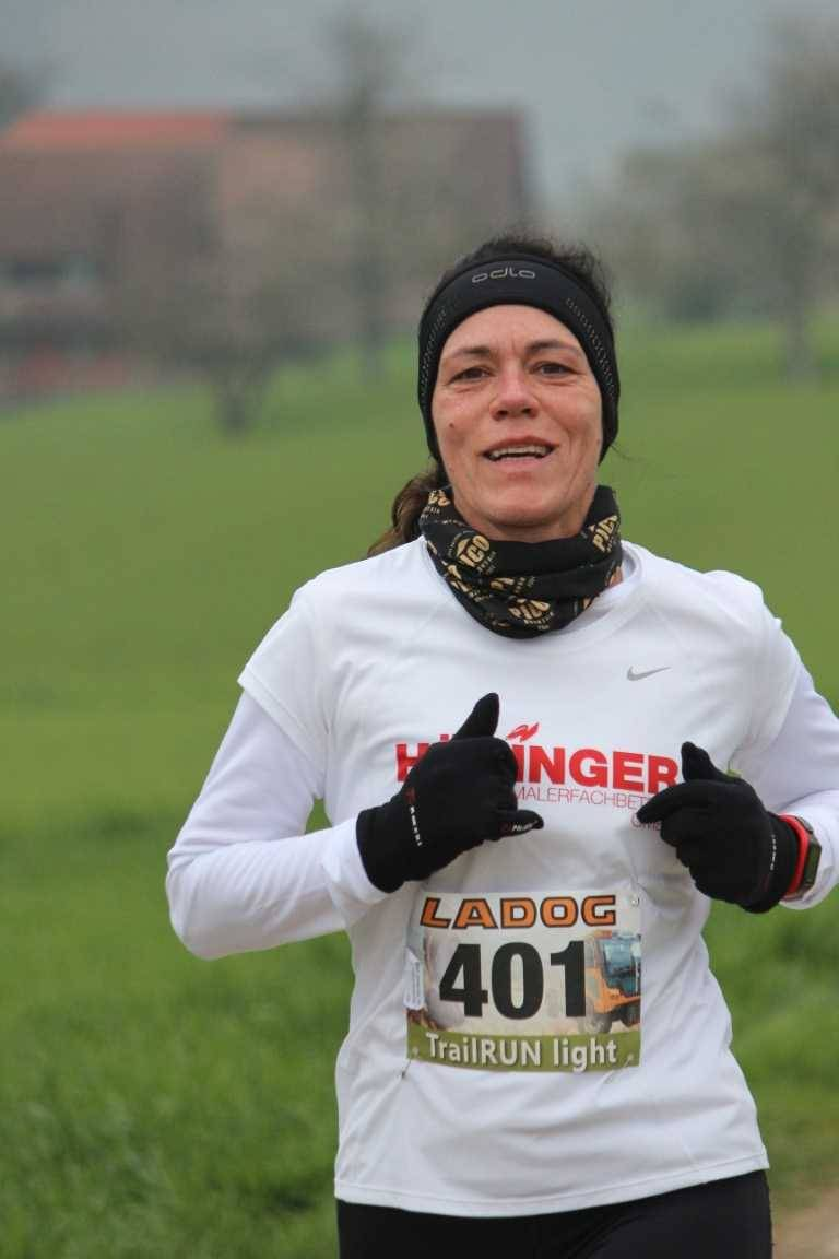 2019-04-14 Marianne TrainRun21-Light 10km 1