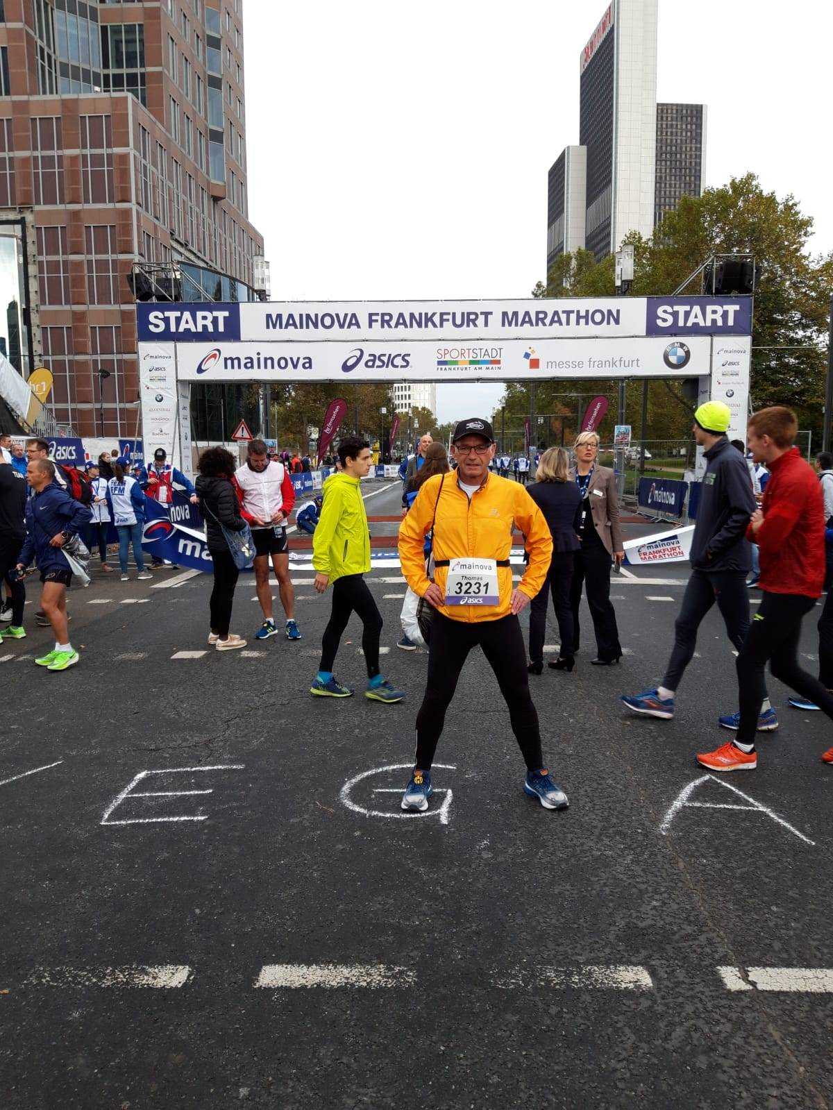 2019-10-27 FrankfurtMarathon-Thomas-Start